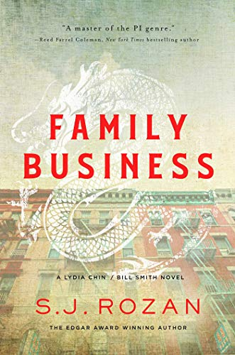 Family Business by S.J. Rozan - December 2021 New Release