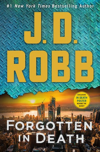 Forgotten in Death An Eve Dallas Novel by J.D. Robb - September 2021 New Release
