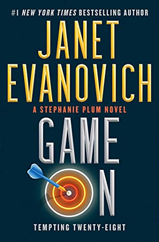 Game On Tempting Twenty-Eight by Janet Evanovich - November 2021 New Release