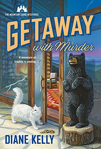 Getaway With Murder by Diane Kelly - October 2021 New Release