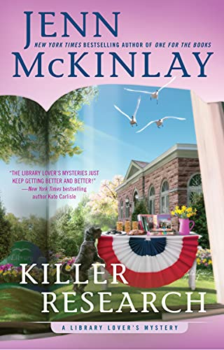 Killer Research by Jenn McKinlay - November 2021 New Release