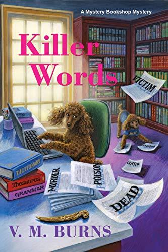 Killer Words by V.M.Burns - November 2021 New Release