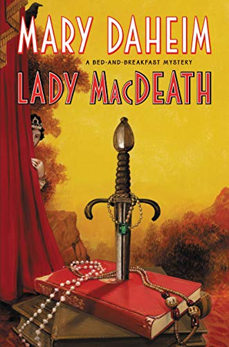 Lady MacDeath by Mary Daheim - December 2021 New Release