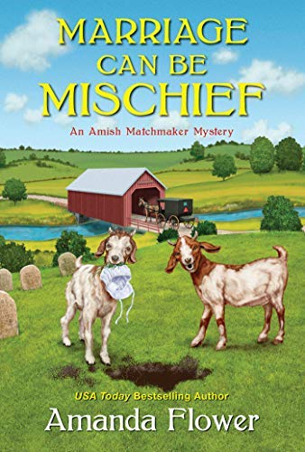 Marriage Can Be Mischief by Amanda Flower - November 2021 New Release