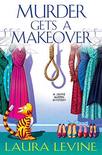 Murder Gets a Makeover by Laura Levine - September 2021 New Release