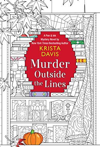 Murder Outside the Lines by Krista Davis - September 2021 New Release