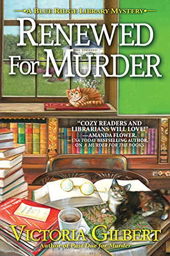 Renewed for Murder by Victoria Gilbert - December 2021 New Release