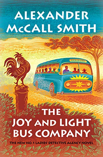 The Joy and Light Bus Company by Alexander McCall Smith - October 2021 New Release