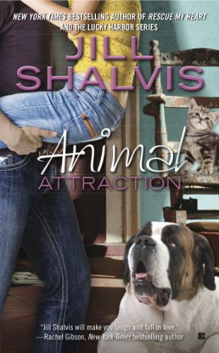 Animal Attraction by Jill Shalvis - Lisa Siefert Book Review