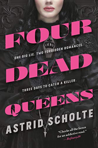 Book Review | Four Dead Queens by Astrid Scholte