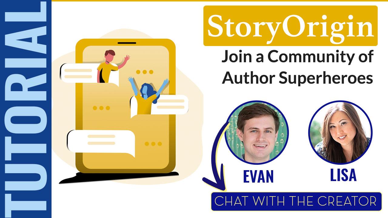 Latte Tutorial Chat With Evan StoryOrigin