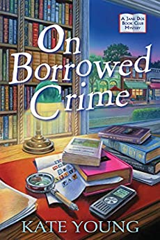 Book Review | On Borrowed Crime by Kate Young