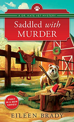Book Review | Saddled with Murder by Eileen Brady
