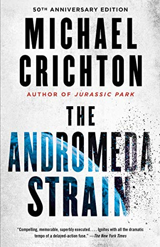 The Andromeda Strain Kindle Edition - Lisa Siefert Book Review