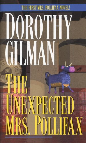 The Unexpected Mrs. Pollifax by Dorothy Gilman by Lisa Siefert Book Review